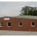 Unsere neue Kleintierzuchthalle in Nordhorn
