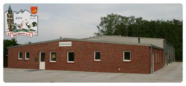 Kleintierzuchthalle Nordhorn seit 21. Mei 2012