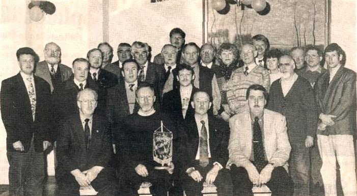 Gruppenbild 100 Jahre RGZV Nordhorn